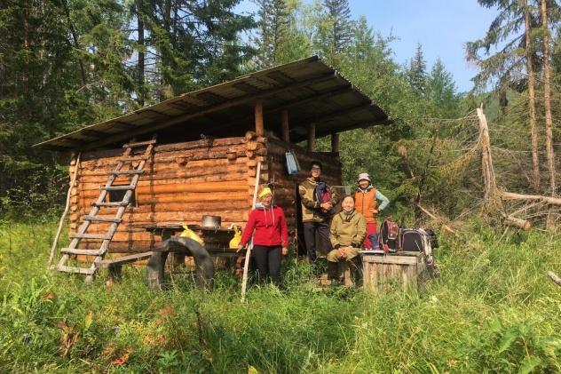 Полевая школа в Якутии