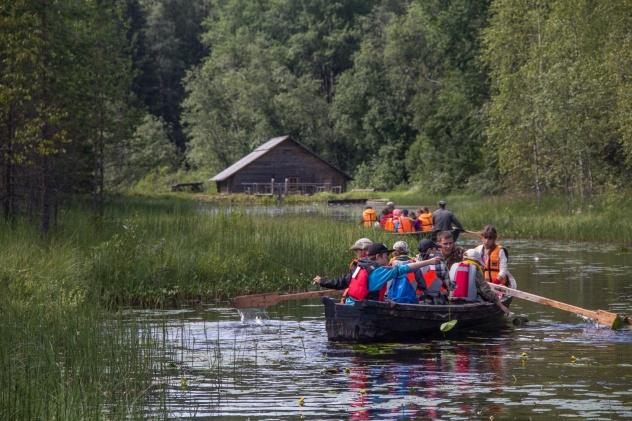 """Национальный парк """"Кенозерский"""""""